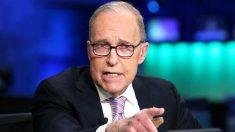 Trump elige a Larry Kudlow para reemplazar a Cohn como asesor económico principal