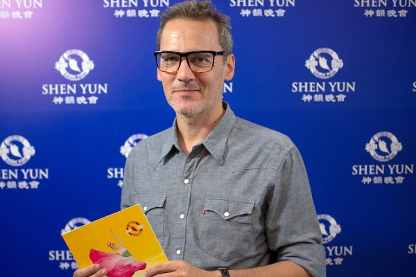 """Ver una cultura de 5000 años con Shen Yun """"es realmente un milagro"""", dice Daniel Malnatti"""
