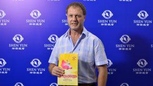 """Shen Yun """"nos demuestra que existe lo divino"""", dice director provincial de Cultos de Buenos Aires"""