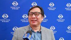 Exmiembro del Concejo Municipal de Hong Kong disfruta de Shen Yun
