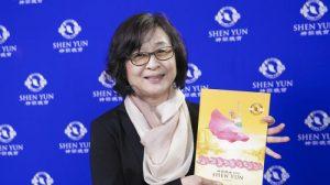 Legisladora taiwanesa aprecia la danza clásica china de Shen Yun