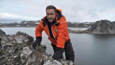 Fatal accidente: muere oficial español en la Antártida al caer del buque oceanográfico Hespérides