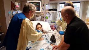 Mujer pasó por trasplante de pulmón. Pero lo que los médicos le dicen que haga a continuación; Wow