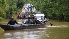 Tormenta 'Eliakim' deja 17 muertos en Madagascar