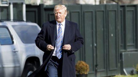 Opinión: el índice de aprobación de Trump sigue subiendo, a pesar de los escándalos fabricados