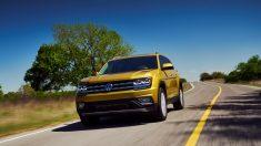 Volkswagen enseña músculo con el Atlas