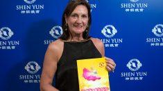 """Con Shen Yun se sintió """"espiritualmente plena"""", dice asesora cultural de Buenos Aires"""