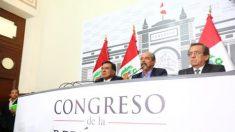 Parlamento Peruano desafuera congresistas y debate en pleno carta de renuncia de Kuczynski