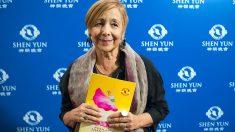 Diseñadora de moda se emociona hasta las lágrimas con Shen Yun
