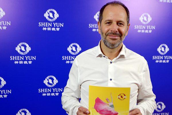 """Shen Yun """"deja una huella de mucha paz"""" dice Secretario de Cultura y Creatividad"""