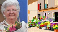 Sorpréndete con esta abuelita de 87 años que crea obras maestras con el Paint