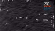Se desclasifica video militar estadounidense dónde aparece un ovni