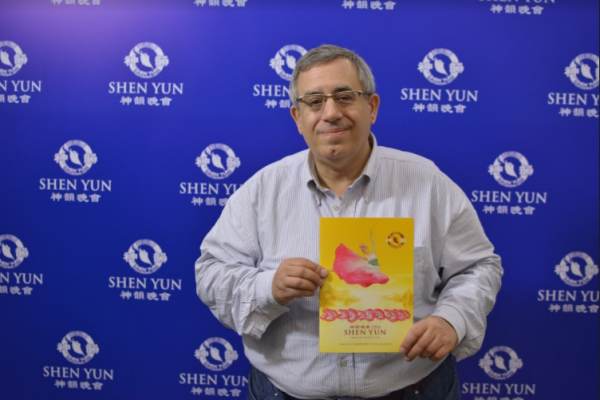 """""""Es un honor que Shen Yun haya elegido Buenos Aires"""", dice empresario argentino"""