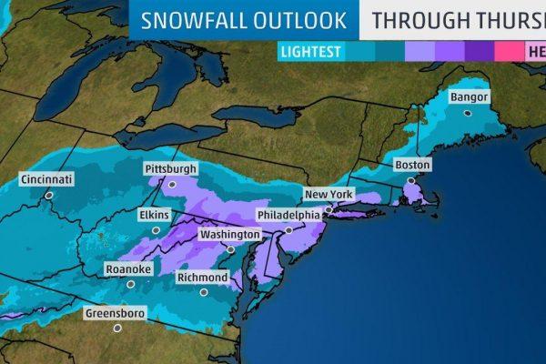 En NY cancelan vuelos por tormenta de nieve
