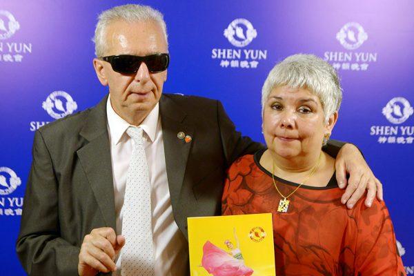 """Shen Yun es """"una experiencia suprema"""" dice abogado y periodista"""