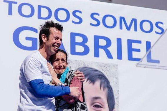 España: cadáver de niño desaparecido hace 21 días es hallado en el maletero de su madrasta
