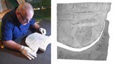 Egiptólogo descubre una misteriosa cabeza de la reina faraón