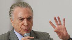 Brasil: la Justicia detuvo a 3 del círculo íntimo de Michel Temer en investigación por corrupción