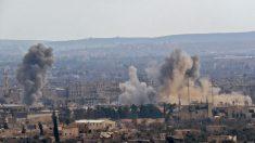 Fuerzas terrestres del gobierno sirio atacan a Ghouta a pesar del plan de tregua de Putin
