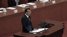 El primer ministro chino Li Keqiang expone los objetivos del país: Crecimiento económico moderado, auge del gasto militar