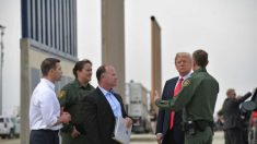 Trump propone la construcción de un muro fronterizo utilizando a las fuerzas armadas