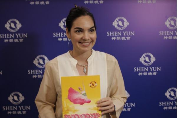 """Ver Shen Yun """"es una oportunidad única"""", dice el público argentino"""