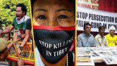¿Sabías que el régimen chino no trata con respeto y libertad a esta gente dentro y fuera de China?