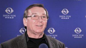Jefe de Información y Tecnología dice que Shen Yun trae a la vida la cultura china