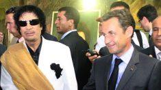Detienen al ex presidente Sarkozy por presunta financiación de Gadafi en su campaña política