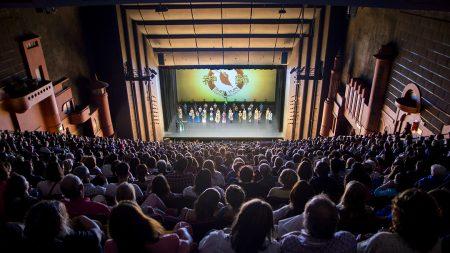 Argentina se despide de Shen Yun con una sala llena y ovaciones de pie
