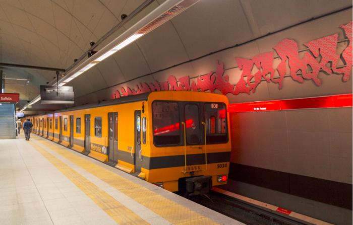 Metro Madrid vendió a sabiendas contra la ley, trenes con amianto a Argentina