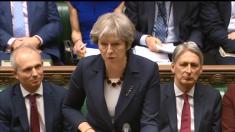 Theresa May expulsó a 23 diplomáticos rusos por el envenenamiento del ex espía Serguéi Skripal