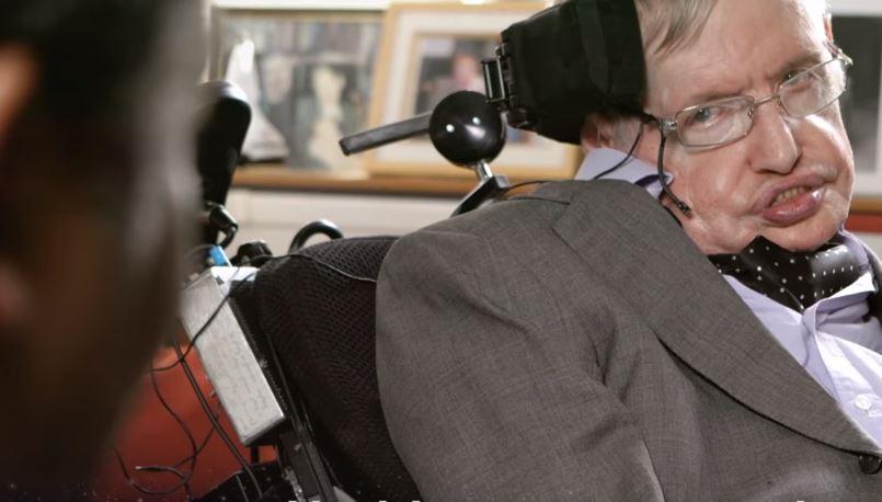 Stephen Hawking dice lo que cree que había antes de Big Bang
