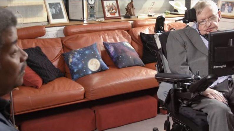 Stephen Hawking explica que habia antes del Big Bang