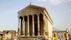 Egipto, Roma, México... impresionantes animaciones que recrean monumentos de la Antigüedad