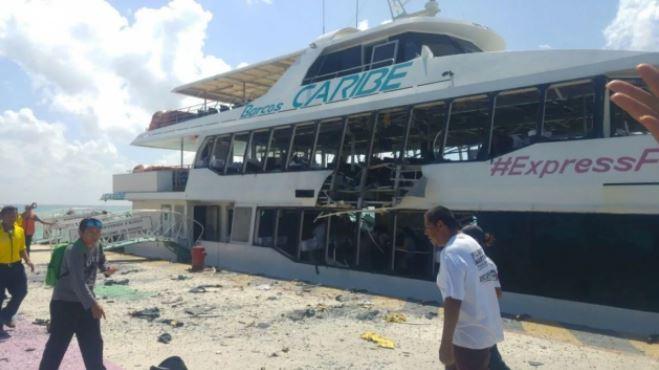 EU prohíbe a sus ciudadanos usar embarcaciones turísticas en QR