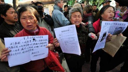 Ciudadanos chinos rechazan la afirmación de un funcionario del Tribunal que dice que el sistema judicial es perfecto