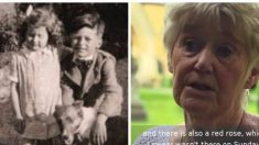 70 años después de la muerte de su hermano, encuentra misteriosas cartas en su tumba dejadas por un desconocido