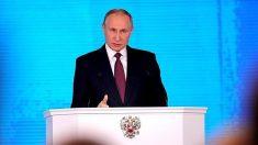 Putin anuncia nuevas armas y misiles