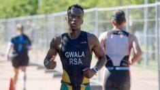 Pesadilla: intentan cortarle las 2 piernas a un atleta sudafricano con una motosierra en la vía pública