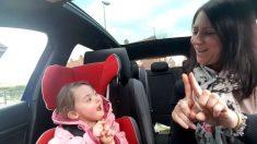 50 madres y sus hijos con Síndrome de Down crean el mejor video de karaoke en auto compartido del 2018