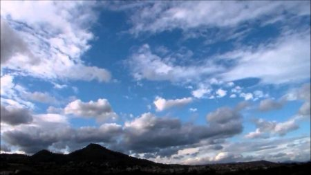 La Nasa pide a la gente que le ayuden a tomar fotos de nubes, ¿por qué?