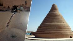 Conoce cómo los persas dominaron la técnica de almacenar alimentos y hielo hace 2.400 años