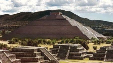 Egipto, Roma, México… la impresionante tecnología que recrea monumentos de la antiguedad