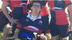 La historia del jugador de rugby que se comió una babosa y quedó tetrapléjico