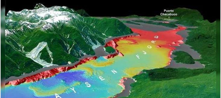 Encuentran evidencia de 10 terremotos ocurridos hace 9 mil años en el sur de Chile