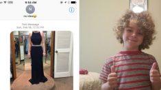 Una estudiante envía un mensaje de texto al número equivocado, la respuesta de toda una familia se vuelve viral