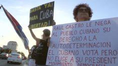 Cubanos al exilio definen