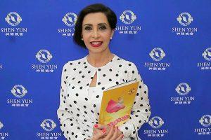 """""""Nunca pensé vivir algo así"""", dice asesora de imagen en el último show de Shen Yun en Guadalajara"""