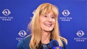 Donna Woodrum: La gente que ve a Shen Yun se irá totalmente cambiada